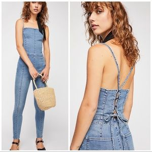 Free People Love Forever Jumpsuit